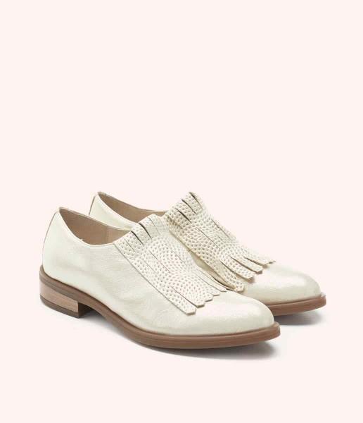 Zapato plano con fleco - Jane
