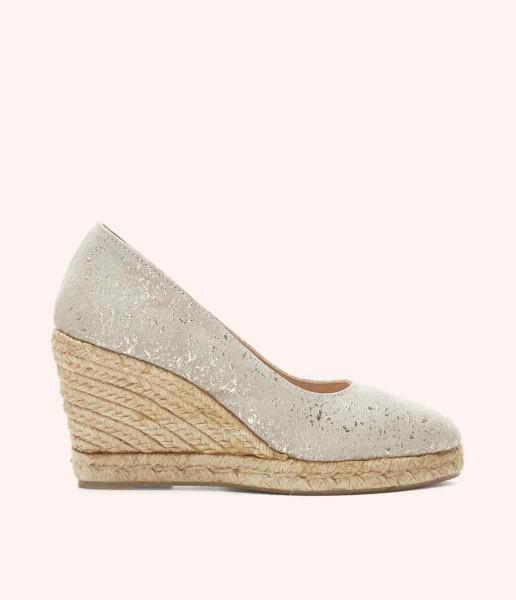 Zapato de cuña con brillo - Taylor