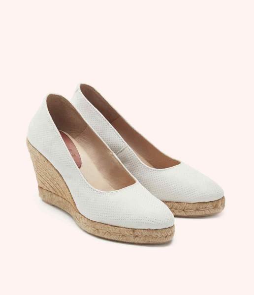 Zapato de cuña con strass - Taylor