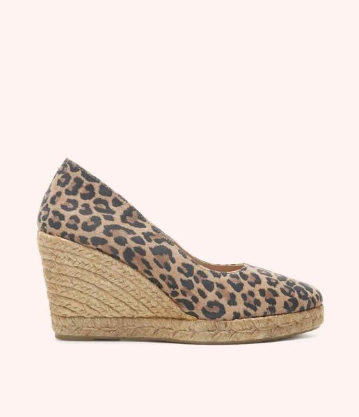Zapato de cuña con estampado - Taylor